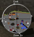 Ellian's MaterialDetector v1.29 Для minecraft 1.2.5