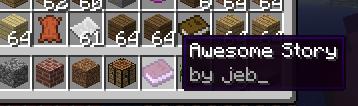 Minecraft Snapshot 12w17a