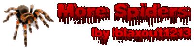 More Spiders mod v0.5 [1.2.5]