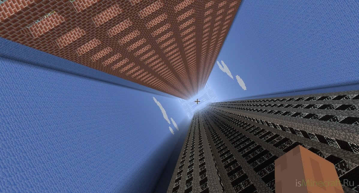 Minecraft The Dropper Map 1.3.2