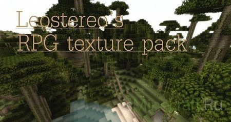 [1.2.4] Leostereo's RPG texture pack