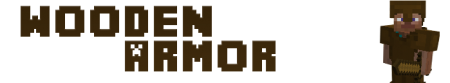 Wooden Armor [1.2.5]