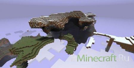 Как построить портал в рай Minecraft'a