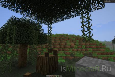 Terraria Trees v4.3 [1.2.5][SSP-SMP]