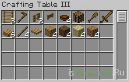 CraftingTable III [1.2.5]
