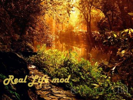 Real Life  v2.6 [MC 1.2.5]