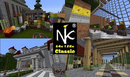[1.2.5] KoP Texture Pack Classic [128x128]