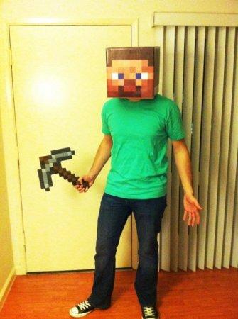 ��� ���������� ���� � Minecraft