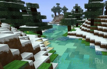 Aquatine Texture Pack [16�][1.2.5]