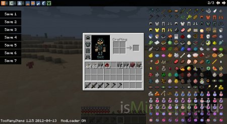 Magical Tools Texture Pack [16х][1.2.5]