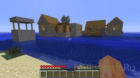[1.2.5] Better Villages - деревни существуют теперь везде!