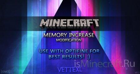 [PC,Linux][1.2.5] Увеличение объема видео памяти для Minecraft [GM3]