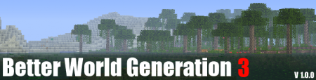 Better World Generation 3 v1.0.0 [1.2.5][SSP/SMP]