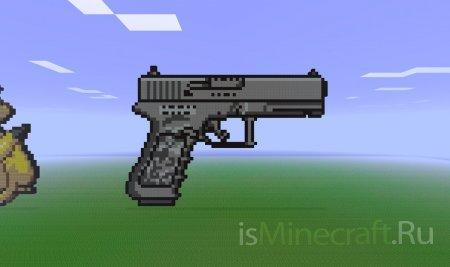 [ModLoader][1.2.4] Как создать свое собственное оружие в Minecraft