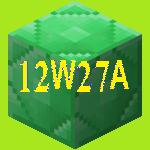 Minecraft 12w27a