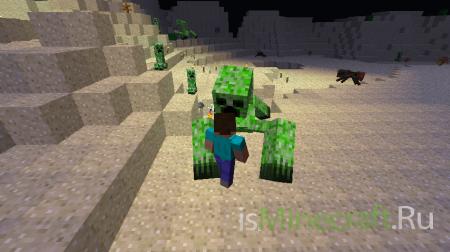 [1.2.5] Mutant Creeper