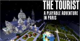 THE TOURIST. Турист - приключенческая карта для minecraft 1.2.5