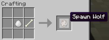 Craftable Mob Eggs [1.3.2]