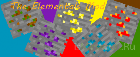 The Elementals Mod [1.3.2]