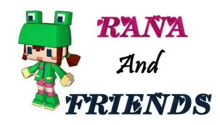[1.5.1] Rana and Friends Mod