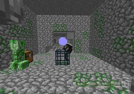 Карта Tunnel Trouble 2 для Minecraft