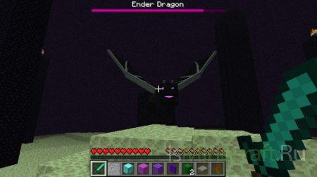 Как убить Эндер-Дракона в Minecraft