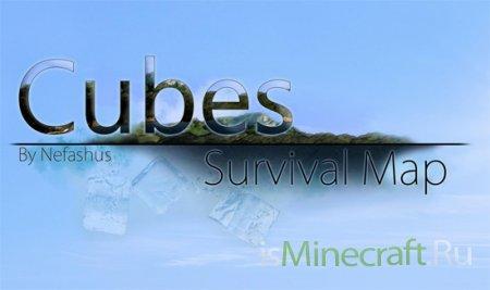 Карта Cube Survival [1.5.2]