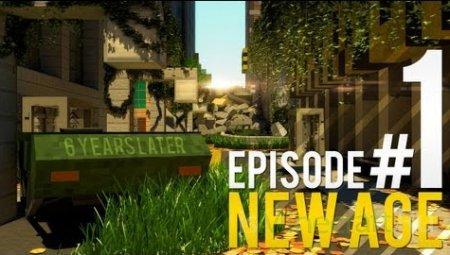 Minecraft сериал - Новая Эра (Серия 1)