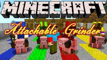 Attachable Grinder [1.6.4/1.6.2]