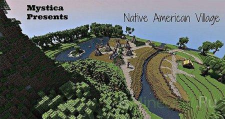 Native American [Карта]