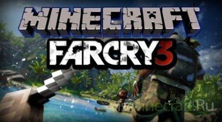 Far Cry 3 [1.6.4] - приключенческая карта