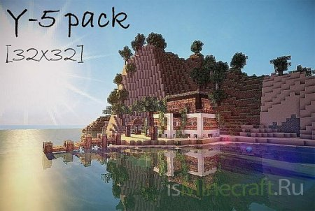 Y-5 Resource Pack [1.6.4/1.6.2] [32x]