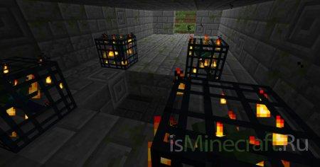 DungeonPack [1.6.4] - новые подземелья
