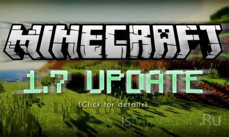 Minecraft 1.7 / 1.7.2 - обзор игры