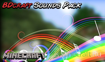 BDcraft Sounds Pack [1.7.2] [16x]