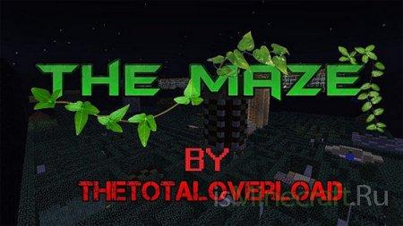 The Maze [карта] - PvP в лабиринте