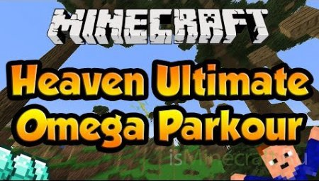 Parkour Heaven Ultimate Omega [Карта]