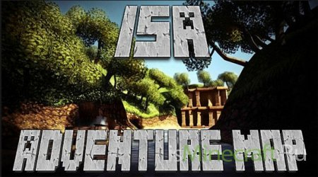 Isa Adventure Map [Карта] [1.7.2]