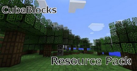 CubeBlocks [1.7.2] [16x]
