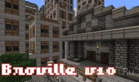 Broville v10 [Карта] - большой город