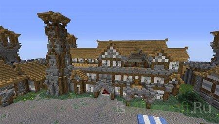 Medieval City - Endora [Карта]