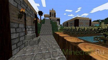 Pleasant Village [Карта]