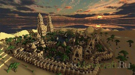 Hafsah [Карта] - пустынная деревня