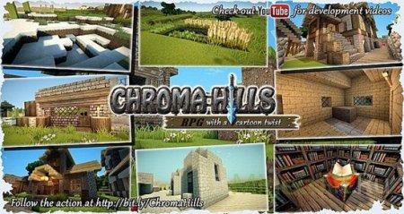 Chroma Hills [1.7.2] [128x]
