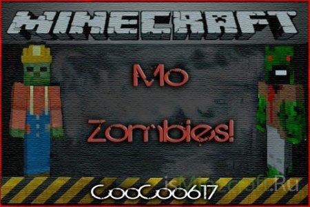 Mo' Zombies [1.5.2]