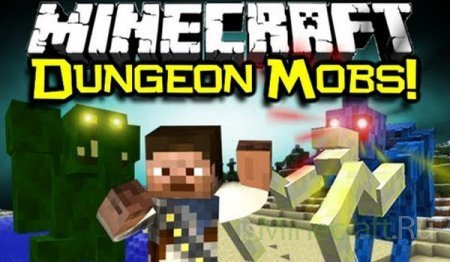 Dungeon Mobs [1.6.4]