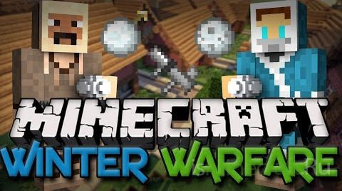 Winter Warfare [1.6.4] - снежное побоище