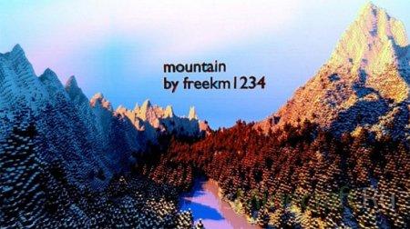 Mountain by freekm1234 [Карта]