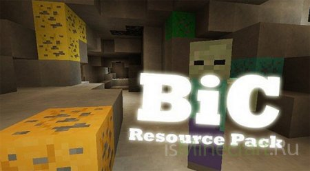 Bic Resource Pack [1.7.4] [16x]