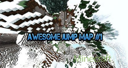 Awesome Winter Jump Map 1 [Карта]